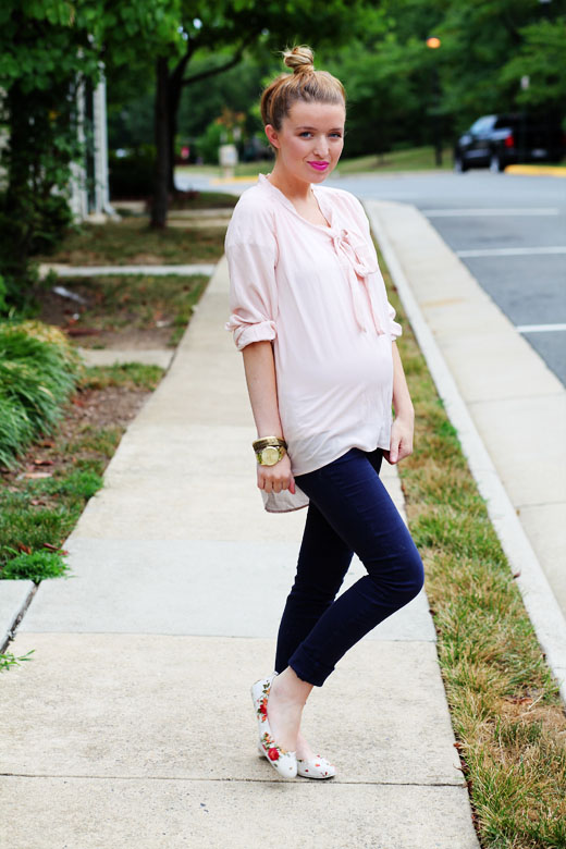 pregnancy fashion comfy chic