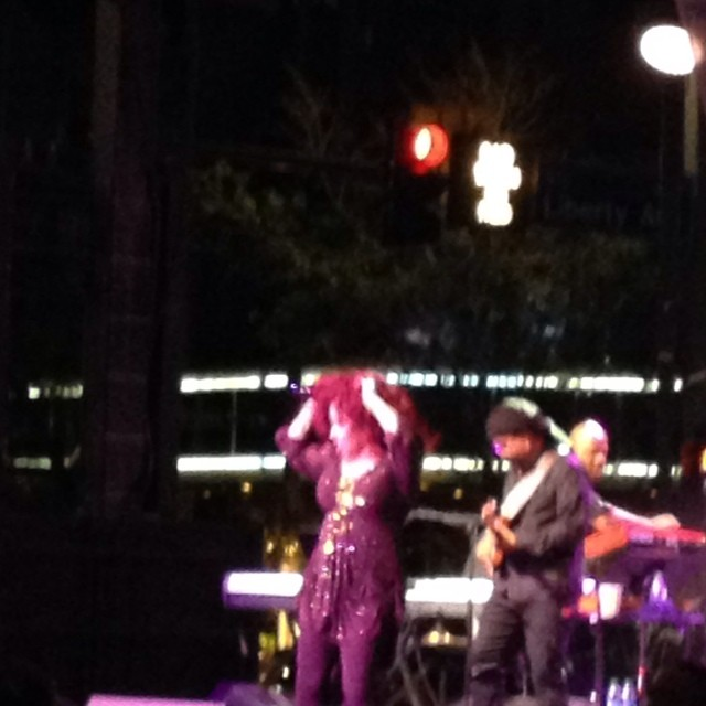 Pittsburgh, moving, reflection, recollection, Pittsburgh Pride 2014, Chaka Khan, concert