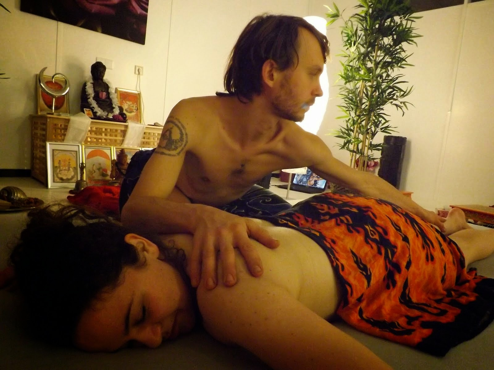 Tao tantra massage sex i kveld