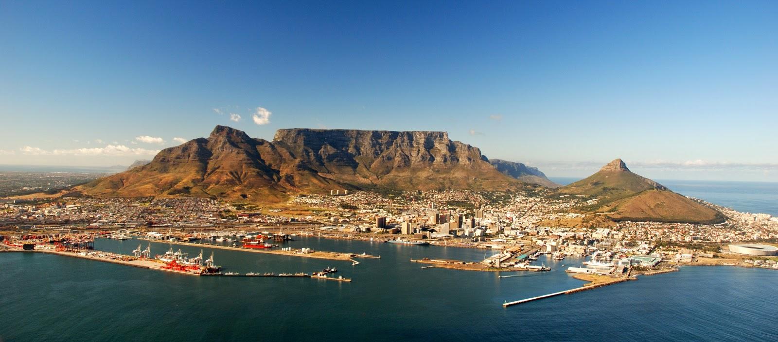 Table Mountain, Sydafrika