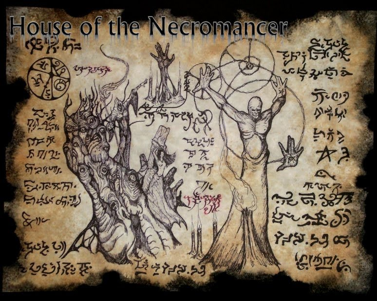 House of the Necromancer
