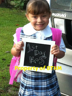 KINDERGARTEN 1ST DAY