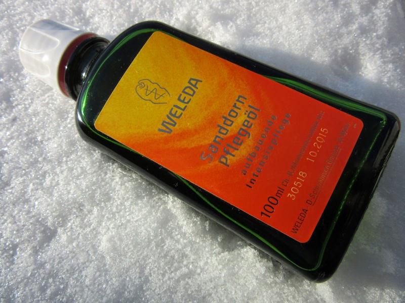 Weleda: rakytníkový vitalizujúci olej