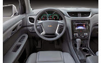 Chevrolet Traverse Sold with Complete Package