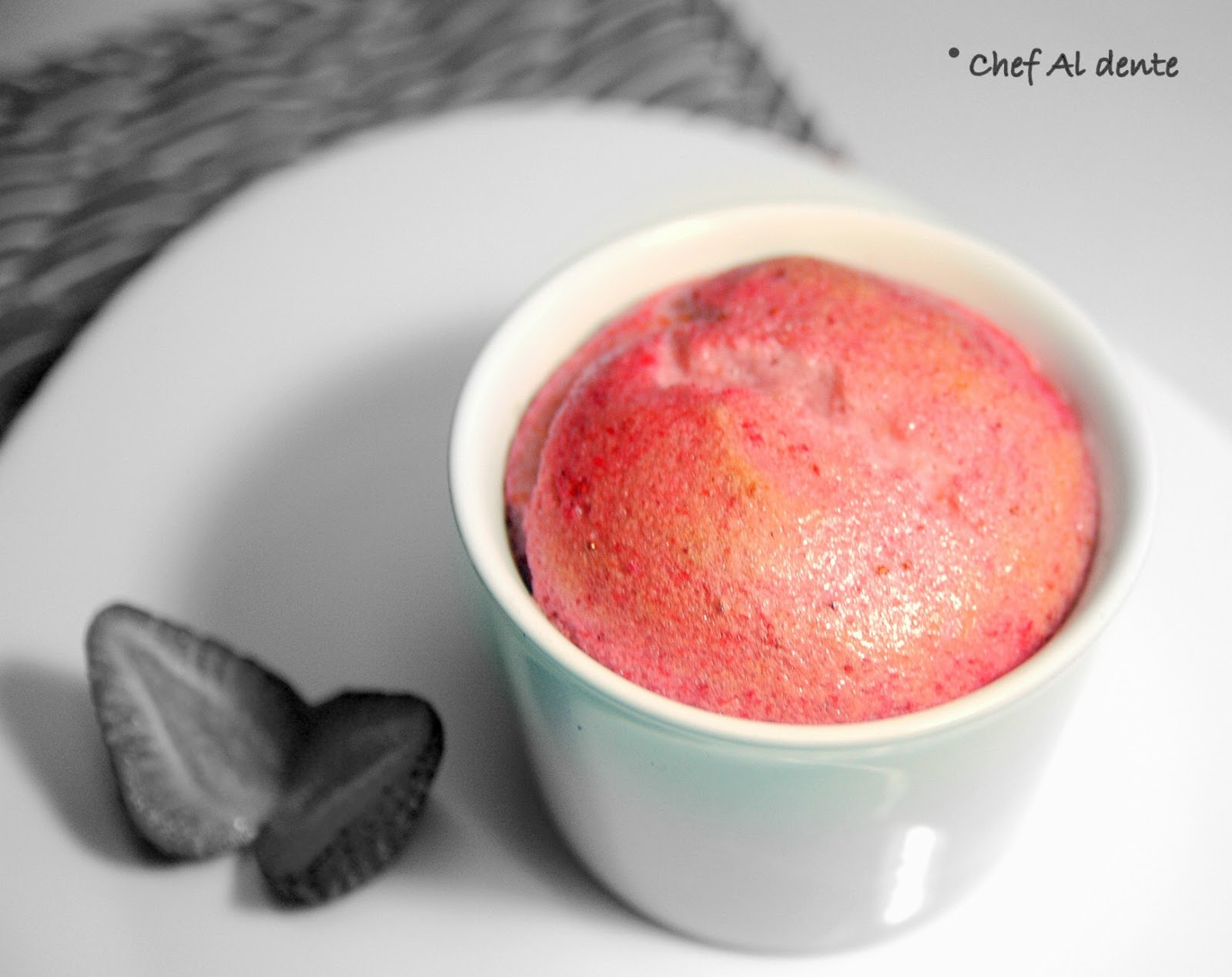 Strawberry Souffle: The Pink Beauty!