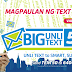 Smart Big Unli Text 50