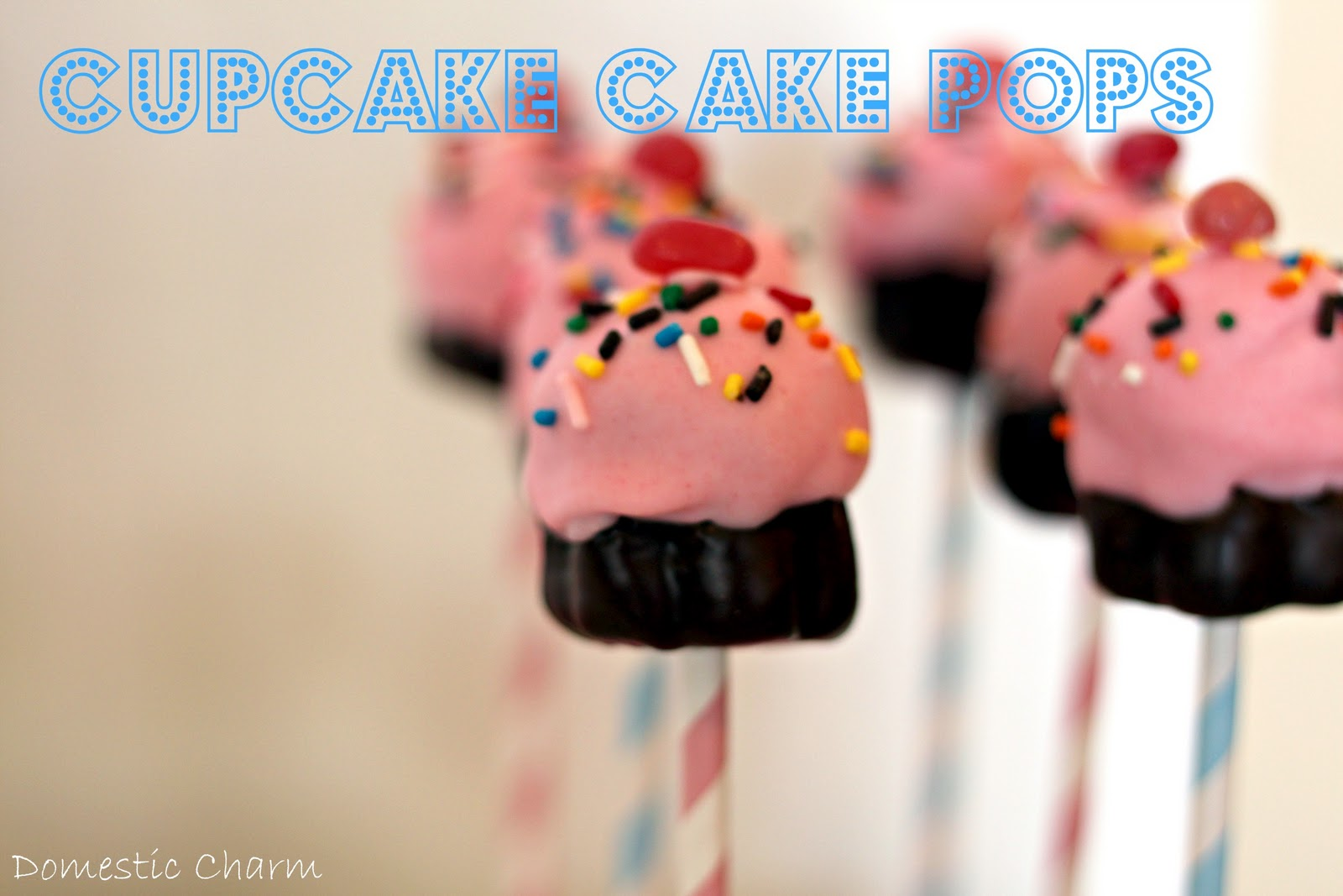 Can You Make Cake Pops With Regular Cake Mix