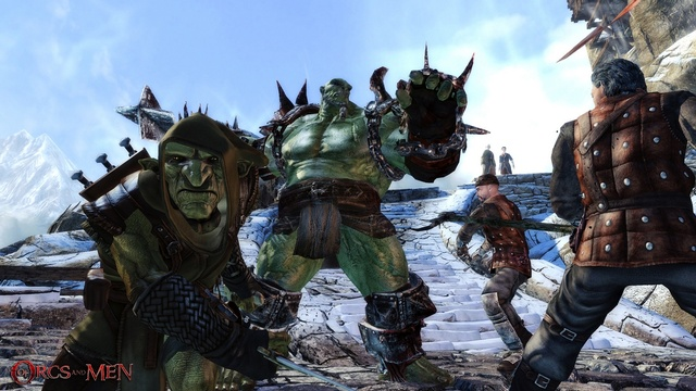 2 Of Orcs And Men iNSOMNi [ PS3 ]