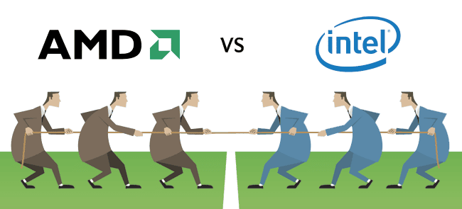 Pilih AMD Atau Intel Processor?