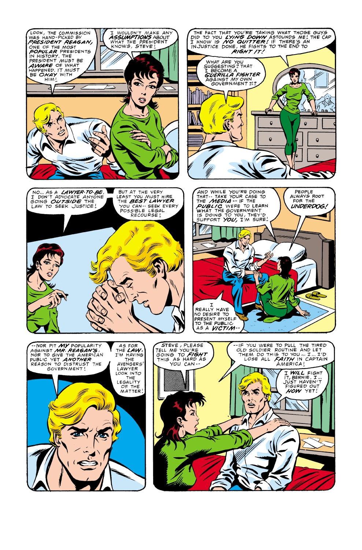 Captain America (1968) Issue #336 #265 - English 8