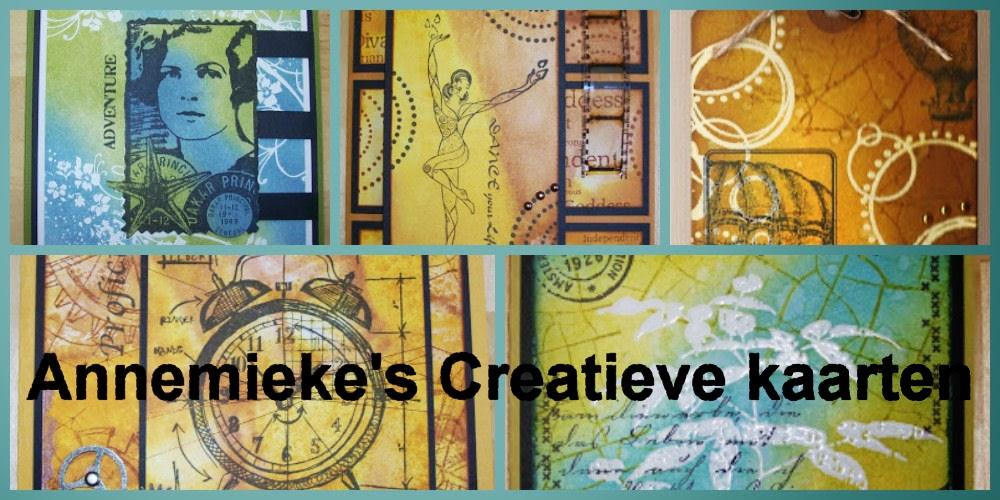 Annemieke's Creatieve kaarten