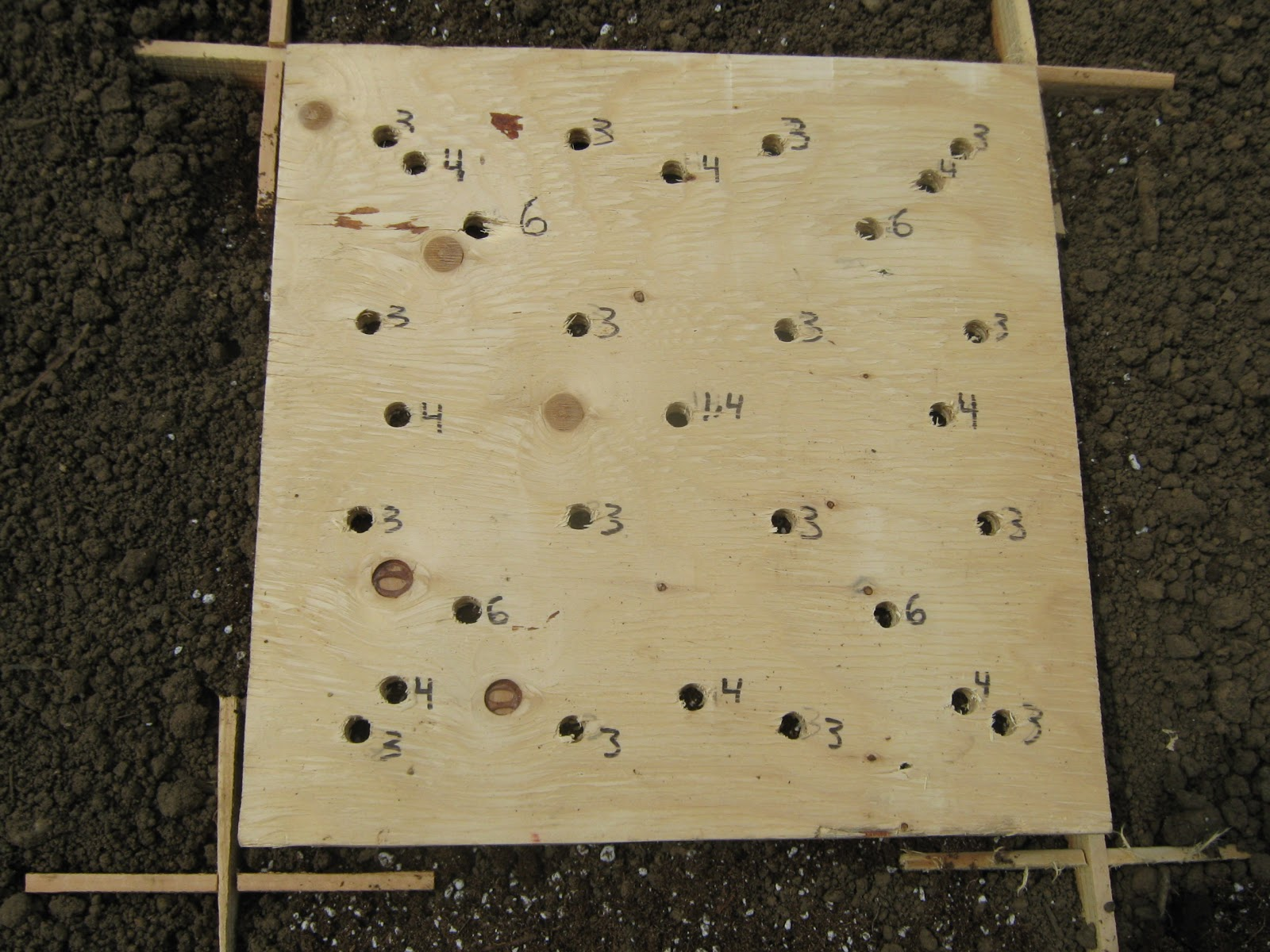 Simply Resourceful Square Foot Gardening