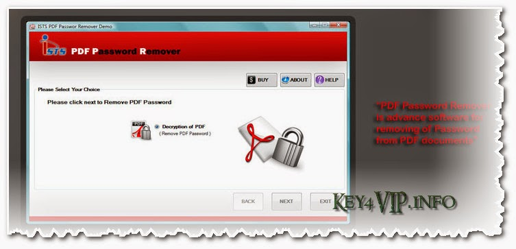 PDF Restrictions Remover 1.3 Build 1.0