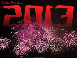 tahun baru 2013