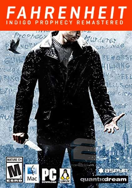 تحميل لعبة Fahrenheit Indigo Prophecy Remastered