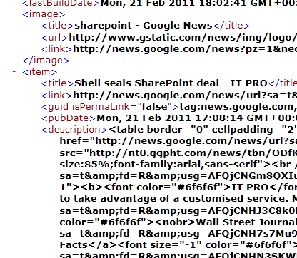 how to stop google news feeds