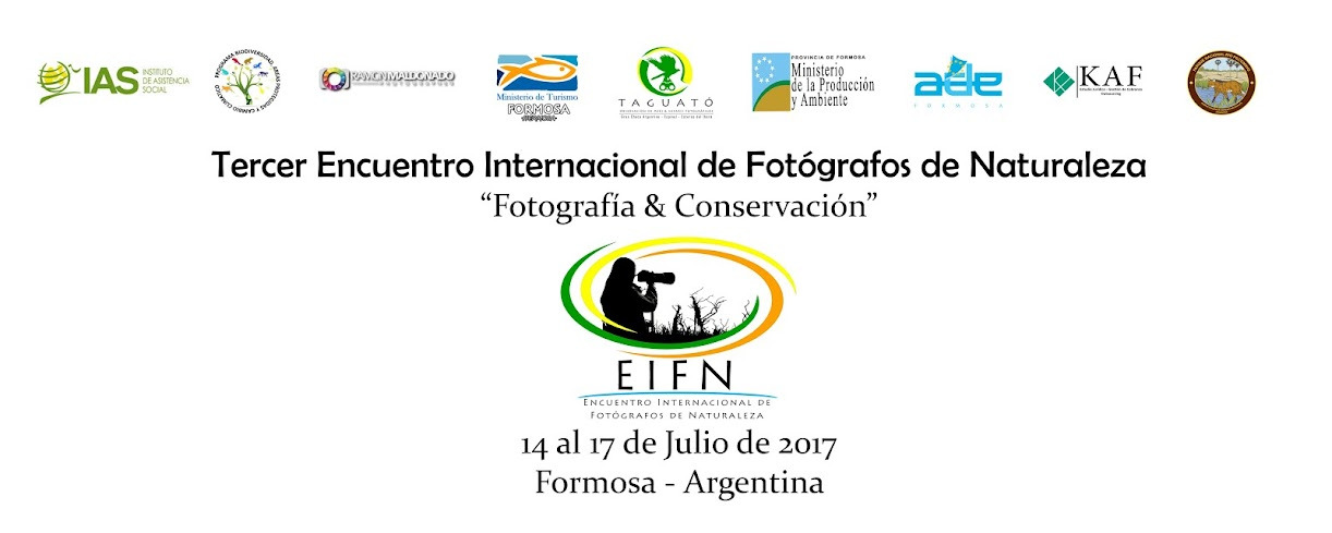 Encuentro Internacional de Fotógrafos de Naturaleza (EIFN)