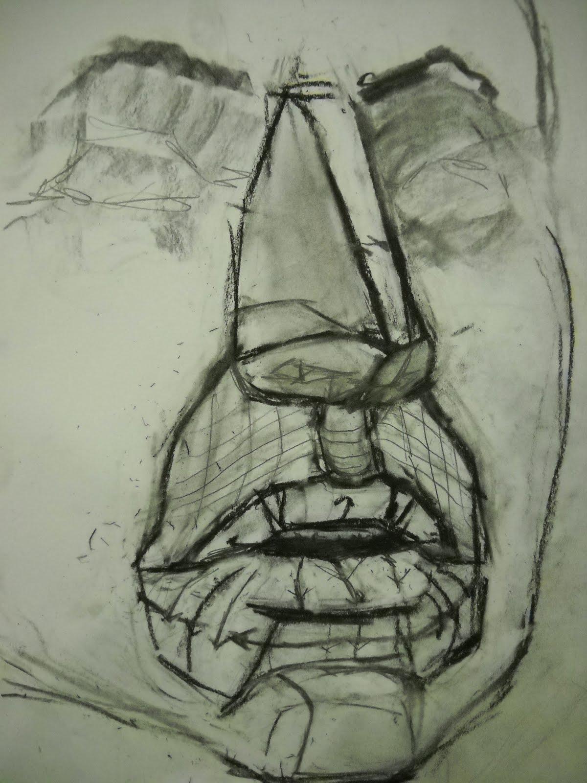 Swift interpreting drawings facial features