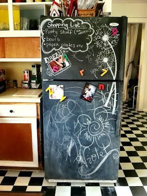 rustoleum chalkboard paint, DIY, how to paint with chalkboard paint