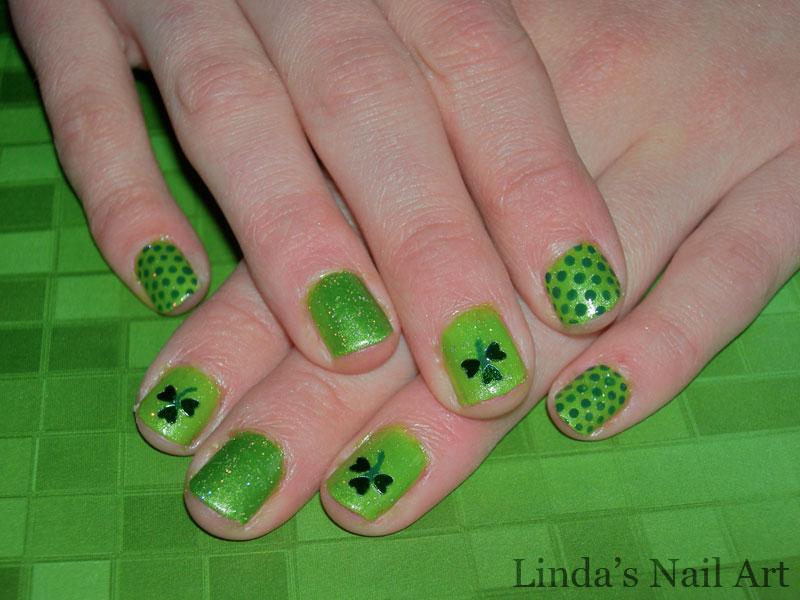 Todo Unhas: Diseño de Uñas por St. Patrick\'s Day! - St. Patrick\'s ...