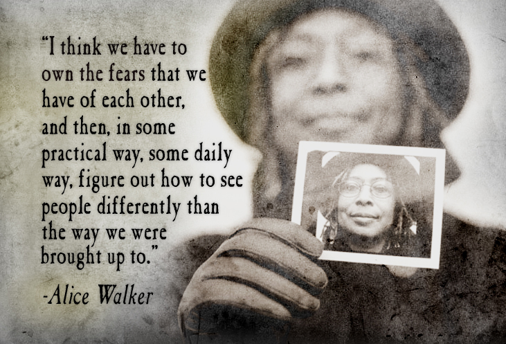 """coming apart alice walker Author and scholar, alice walker coming apart"""" in 1983, walker went into depth further when she explained just exactly who the womanist is."""