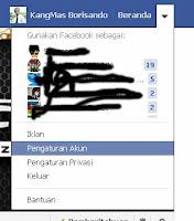 Mengganti Username Facebook