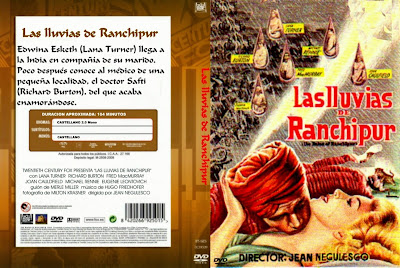 Las lluvias de Ranchipur | 1955 | The Rains of Ranchipur