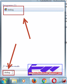 cara mengetahui spesifikasi laptop