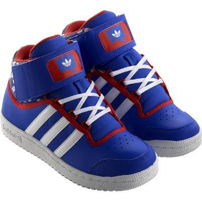 zapatos deportivos adidas de niños