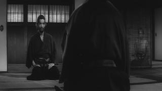 Hanshiro Tsugumo seeks permission to perform Harakiri, directed by Masaki Kobayashi