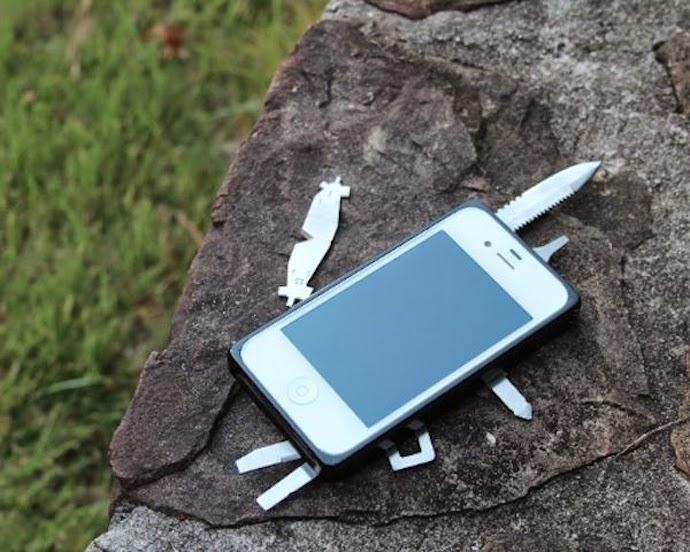 Multi-Functional iPhone Case