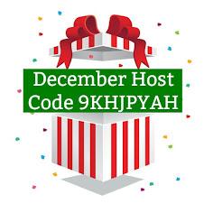 Monthly Host Code