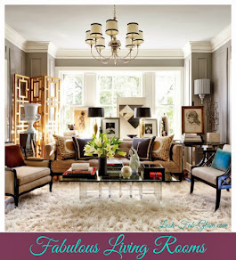Transofrmation Tuesday: Shake Things Up With A Beautiful Living Room Makeover.