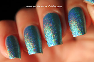 Color Club Halo Hues 2013 Collection Swatches Over The Moon