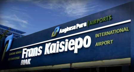 Nomor Call Center Bandara Frans Kaisiepo