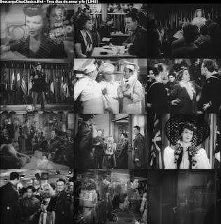 Tres días de amor y fe (1943 - Stage Door Canteen)