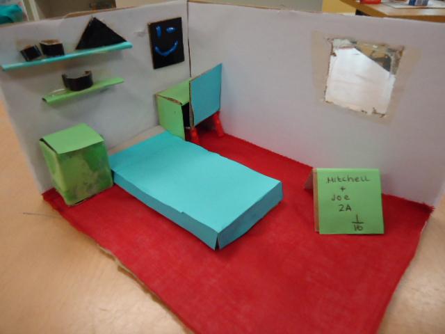 Pasos para hacer una maqueta de un cuarto preventa tecnolog 205 a en el aula maqueta de - Como hacer una cama de hotel ...