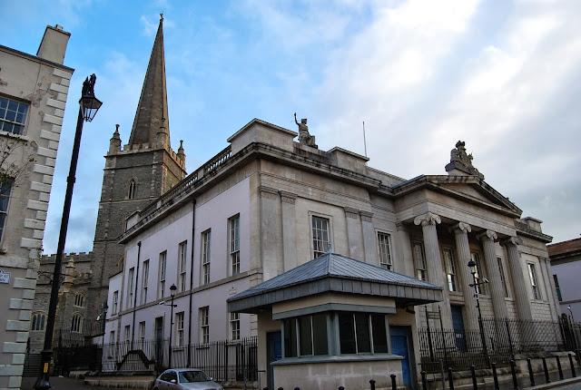 Edificios de LondonDerry
