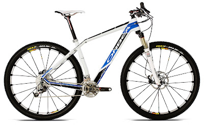 2013 Orbea Alma 29er S Team Bike