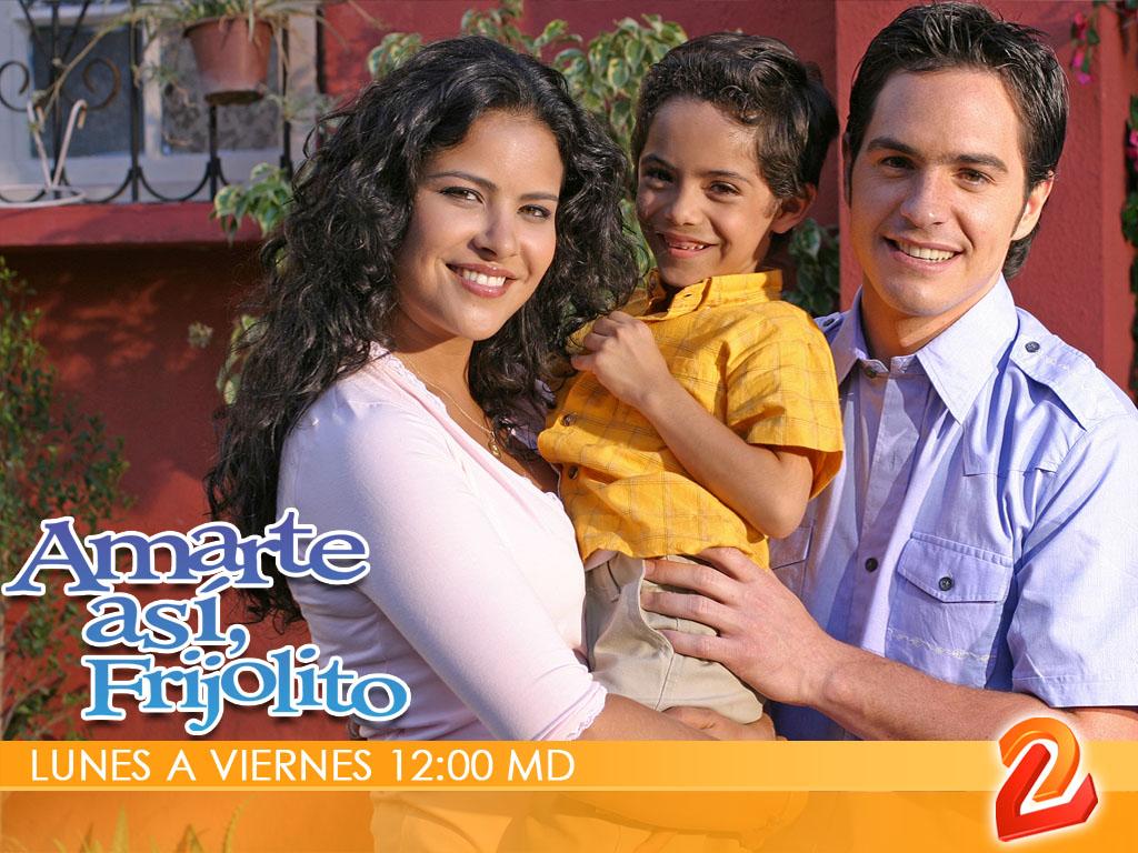 Frijolito ABS-CBN (Telemundo's Amarte Asi with Litzy, Alejandro Flores ...