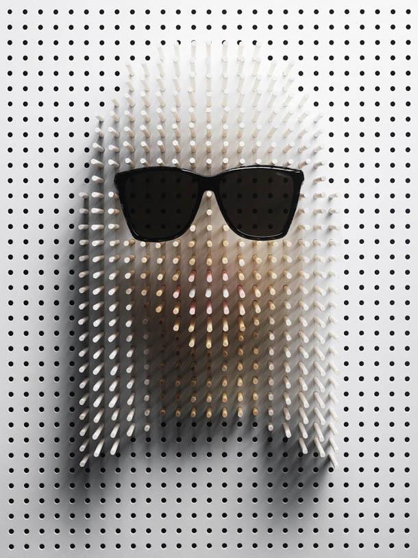 Philip Karlberg - retratos - Lady Gaga