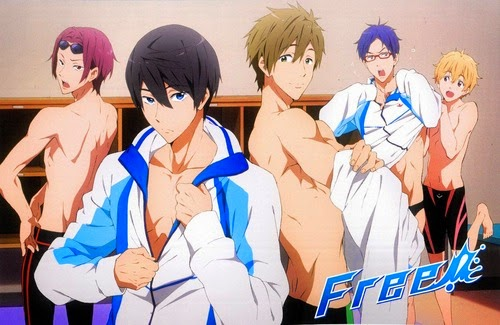 I Dont Usually Like Sport Anime But This Couldnt Resist Those Bodies Hot Guys Gyahhh Its Funny You Know