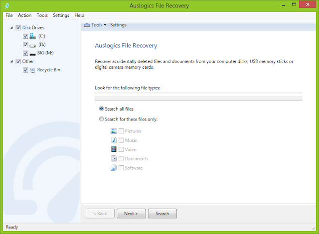 Auslogics File Recovery 4.5.3.0 กู้คืนไฟล์ได้ทุกประเภท แจ่ม!!! Capture-20131006-183425