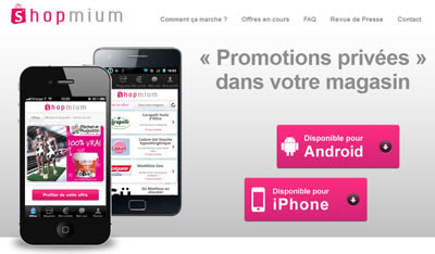 Promotion sur iPhone