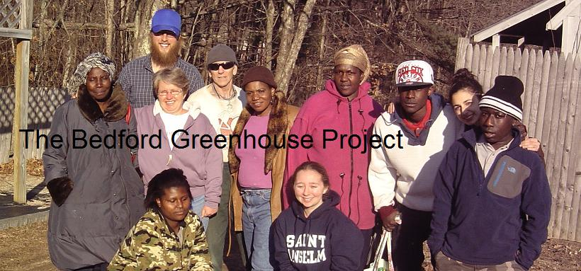 The Bedford Greenhouse Project