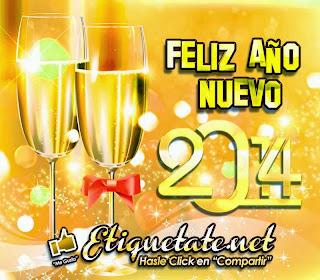 Frases De Año Nuevo: Feliz Año Nuevo 2014 Y Chin Chin Y Chan Chan