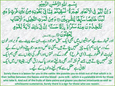 Surah-Al-Nahl-Ayat-Kareem