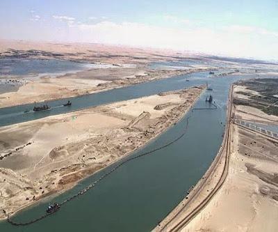 مطالب بوقف الحفر بقناة السويس .. والمحكمة تُحيل للمفوضين
