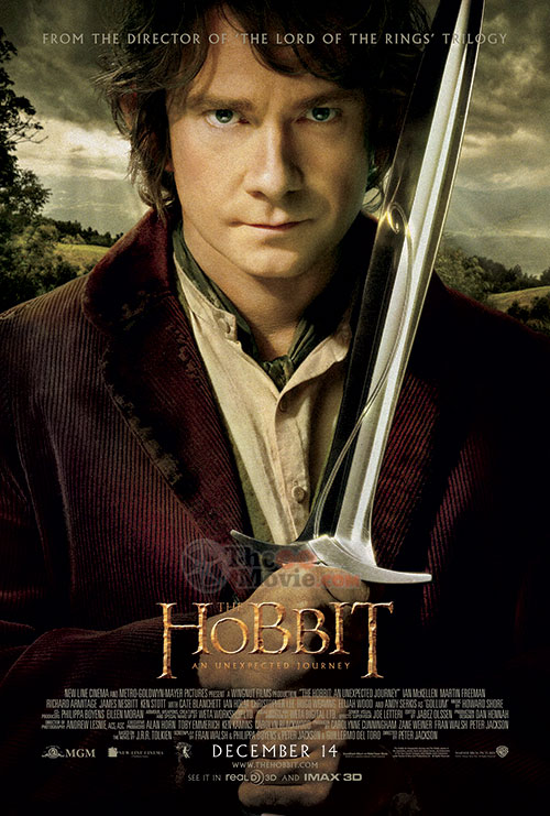 Download Movie : The Hobbit: An Unexpected Journey (2012)