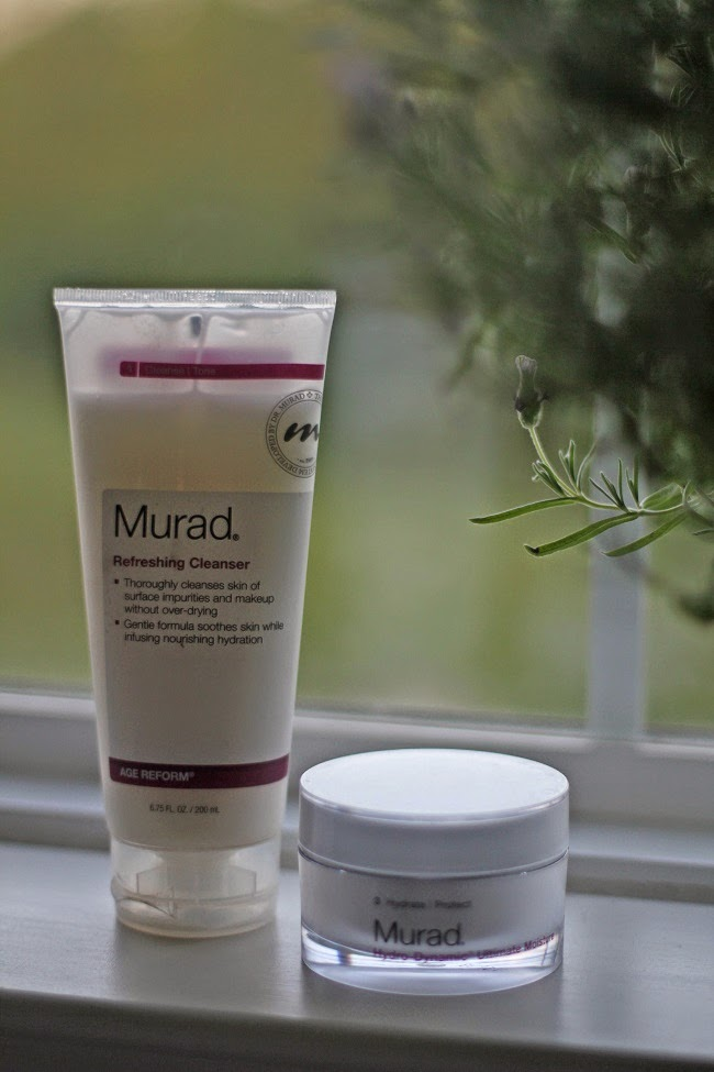 murad refreshing cleanser